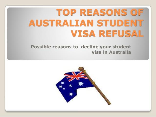 visa refusal advice